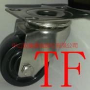 TF轻型2寸不锈钢尼龙万向脚轮图片