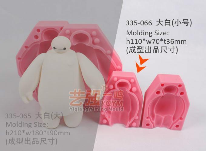 硅胶翻糖模图片/硅胶翻糖模样板图 (3)