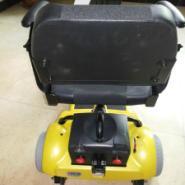 美利驰S锂电池迷你电动轮椅代步车图片