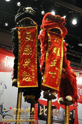 舞狮/供应舞狮表演为什么要选择藤县舞狮队图片